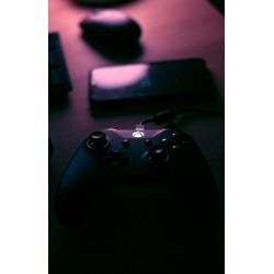 Video games : Photo by Alex Escu on Unsplash
